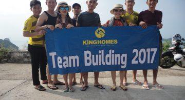 Hình ảnh Team building 2017 – Kinghomes
