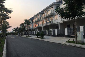 Bán nhà phố Lakeview City quận 2, 1 trệt 3 lầu, chỉ 9.3 tỉ/căn. LH 0906271879