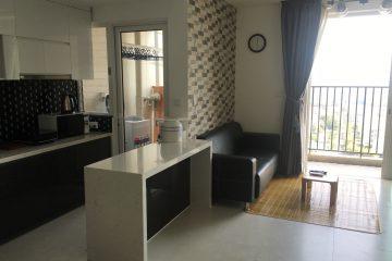 Cho thuê gấp căn hộ 1 phòng ngủ 54m2 Vista Verde, Full nội thất, chỉ 12 triệu/tháng