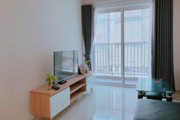 Cho thuê căn hộ New City Thủ Thiêm 2 phòng ngủ- 75m2, Full nội thất. LH 0906 271 879