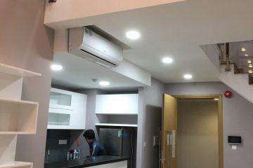 Cho thuê căn hộ Vista Verde 2 phòng ngủ 85.7m2 Duplex thông tầng, chỉ 16 tr/tháng. LH 0906271879