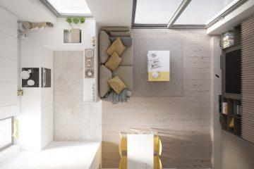 Cho thuê căn hộ Sarimi (Sala Đại Quang Minh), 2 phòng ngủ – 88m2, đầy đủ nội thất (như hình), giá $1000/tháng. LH xem nhà 0906 271 879.