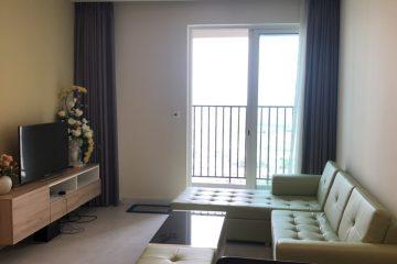 Cho thuê căn hộ 2 phòng ngủ Vista Verde, 74m2, đầy đủ nội thất, chỉ 14 triệu/th. LH 0906271879