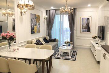 Cho thuê căn hộ Vista Verde 2 phòng ngủ 91m2, giá 16.5 triệu/tháng, tầng cao, full nội thất đẹp. LH 0906271879