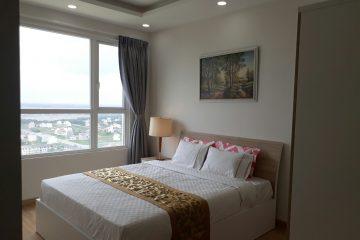 Cho thuê căn hộ Vista Verde 2 phòng ngủ 80m2, giá 15 triệu/tháng, tầng cao, full nội thất đẹp. LH 0906271879