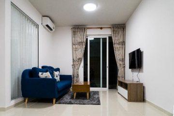 Cho thuê căn hộ Vista Verde 1 phòng ngủ 61m2, đầy đủ nội thất đẹp. Liên hệ 0903971579