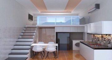 Từ ngày 01-07-2020 Cấp phép xây dựng căn hộ 25 m2