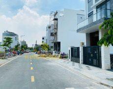 Bán gấp nền nhà phố 10x18m(180m2), đường 12m thông, giá 23.5 tỷ (bao rẻ nhất thị trường)
