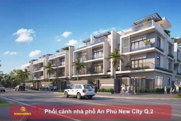 Nhà phố An Phú New City Quận 2