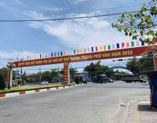 Bán đất nền thị xã Phú Mỹ- BRVT chỉ 1.2 tỉ/nền/243m2 sổ hồng công chứng ngay