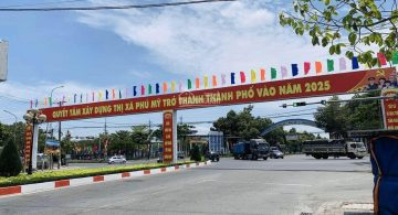 Phú Mỹ – 'tâm điểm' đón đầu làn sóng đầu tư